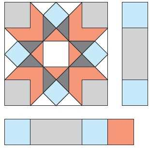 Figure 1: Martha Chapin quilt