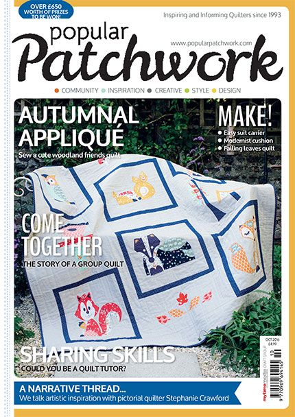 Popular Patchwork Oct